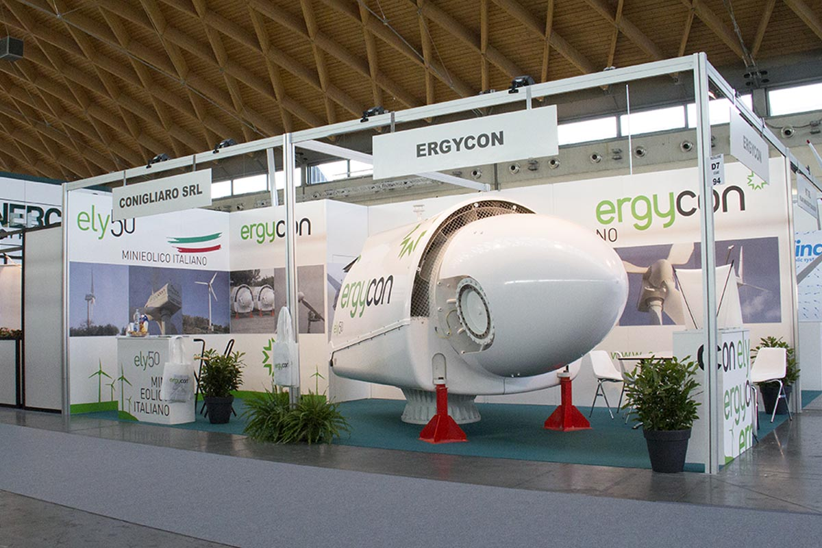 Stand ERGYCON
